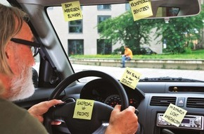 demente Autofahrer