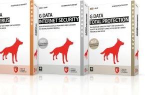 G Data Software AG: TRUST IN GERMAN SICHERHEIT: Neue G Data Security-Generation schließt gefährliche Sicherheitslücken / Mehr Sicherheit im Internet dank Exploit- und Keylogger-Schutz