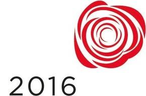 """Bertelsmann SE & Co. KGaA: Bertelsmann lädt zum """"Rosenball 2016"""" zugunsten der Aktion Kinder Schlaganfall-Hilfe"""