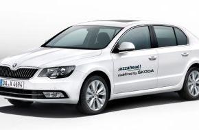 Skoda Auto Deutschland GmbH: jazzahead! SKODA Award geht an Fotografen Jan Persson