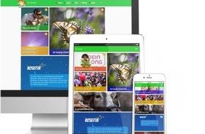 dpa Deutsche Presse-Agentur GmbH: dpa bietet Nachrichten für Sechs- bis Zwölfjährige jetzt auch als Web-App