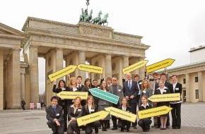Commerzbank Aktiengesellschaft: Modellprojekt job factory: Orientierung statt Abbruch Besser vorbereitet zur Hochschule
