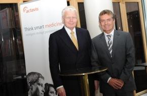 Actavis Inc.: Drogenprävention in Europa: Island und Actavis helfen bei der Eindämmung des Drogenmissbrauchs unter Jugendlichen in Europa / Alkoholmissbrauch bei Jugendlichen sinkt von 42% auf 9%