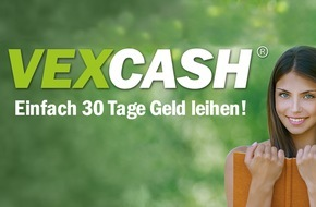Vexcash: Vexcash: In nur 28 Sekunden zum Kurzzeitkredit