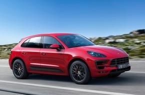 Porsche Schweiz AG: Porsche Macan GTS - La voiture de sport par excellence parmi les SUV