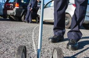 Polizeipressestelle Rhein-Erft-Kreis: POL-REK: Vorderrad verlor Luft - Kerpen