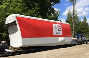 Trianel GmbH: Trianel übernimmt Windpark Rabenau / Trianel verwirklicht zweites Windprojekt in Hessen