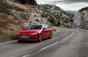 Audi AG: AUDI AG: neues Rekordjahr mit 1,8 Mio. Auslieferungen in 2015