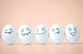 Monsterzeug GmbH: Zombie-Ei, Comic-Ei oder Mario- und Luigi-Eier? - Bei der Ostereibemalung ist nahezu alles möglich / Hier kommt die lustigste Ostereigalerie der Welt
