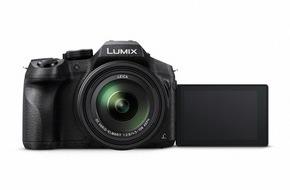 Panasonic Deutschland: LUMIX FZ300: Robuste Top-Bridge-Kamera mit hochlichtstarkem Zoom sowie 4K-Foto und -Video
