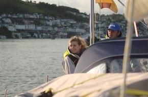 """ZDFinfo: Zu zweit auf See im """"Abenteuer Weltumseglung"""" / ZDFinfo über die ersten sechs Monate auf Nordsee und Atlantik"""