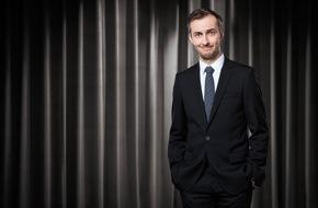 """ZDFneo: """"NEO MAGAZIN ROYALE mit Jan Böhmermann"""" / Neues Jahr, neue Gäste, mehr Sendezeit"""