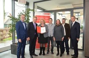 """Flughafen Köln/Bonn GmbH: Auszeichnung zum """"ÖKOPROFIT Betrieb 2016"""""""