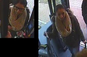 Polizeipräsidium Oberhausen: POL-OB: Wer kennt die Frau auf dem Foto?