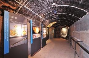 Congress- und Tourismus-Zentrale Nürnberg: Wo die Monument Men fündig wurden - Kunst überlebte in Nürnberger Bunkeranlage