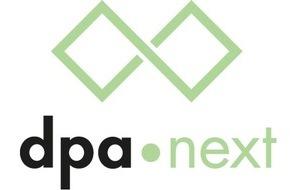 dpa Deutsche Presse-Agentur GmbH: dpa gewinnt wichtigsten Preis der europäischen Agenturbranche