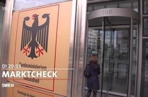 """Medikamenten-Notstand in """"Marktcheck"""" am 11.4.2017, 20:15 Uhr, SWR Fernsehen"""