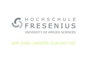"""Neue Kampagne der Hochschule Fresenius: """"Zukunft ist, was wir aus uns machen"""""""