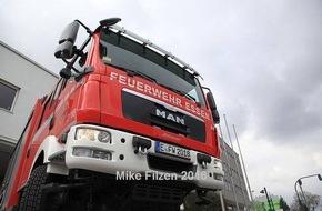 Feuerwehr Essen: FW-E: Feuer in einem kleinen Hotelbetrieb in Essen-Kray, niemand verletzt