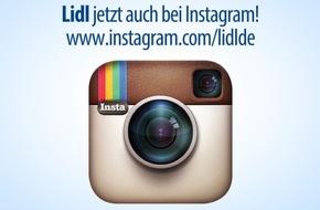 LIDL: Erfolgreich im Netz: Lidl-Instagram wächst / Der Instagram-Account @lidlde verzeichnet mittlerweile über 2.000 Follower