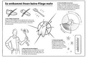 National Geographic Channel: Wie schnappe ich eine Fliege? Wie öffne ich eine Tür? Wie binde ich mir die Schuhe? Neue Dokureihe zeigt Wissenschaft hinter Alltagsdingen (mit Infografik)