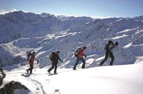 Innsbruck Tourismus: Skitourenparadies Sellraintal bei Innsbruck punktet mit noch mehr Sicherheit