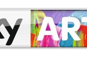 Sky Deutschland: Vorhang auf für Sky Arts HD: Kunst und Kultur auf den Sky Plattformen bieten Bühne für exklusive Markeninszenierung