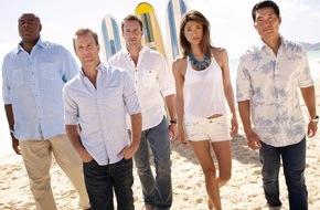 """SAT.1: Schon wieder reif für die Insel? SAT.1 zeigt die fünfte Staffel von """"Hawaii Five-0"""" und neue Folgen """"Elementary"""" ab 5. Oktober"""