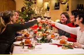 """SWR - Südwestrundfunk: """"Lecker aufs Land""""mit doppeltem Weihnachtsspecial """"Das große Weihnachtsdinner"""" und """"Die Weihnachtsbäckerei"""" - Doppelfolge der erfolgreichen Kochdoku des SWR am 22. Dezember 2015  im SWR Fernsehen"""