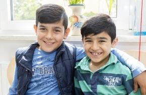 ASB-Bundesverband: ASB zum Weltkindertag: Flüchtlingskinder brauchen schnell geregelten Alltag