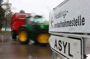 """SWR - Südwestrundfunk: SWR2 widmet einen ganzen Tag dem Thema """"Flucht und Asyl"""""""