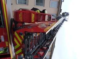 Feuerwehr Detmold: FW-DT: Wohnungsbrand