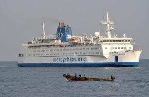 Association Mercy Ships: Roland Decorvet, Président et Directeur général de Nestlé Chine, rejoint l'organisation Mercy Ships en tant que Directeur exécutif de son navire-hôpital, l'Africa Mercy