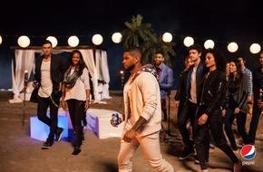 PepsiCo Deutschland GmbH: Pepsi Challenge - Usher, Serena Williams und James Rodríguez nehmen im neuen Pepsi-Spot die Challenge an