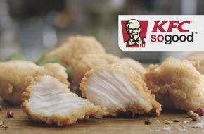 KFC Deutschland: KFC startet mit neuer TV-Kampagne ins Jahr 2015 / Der neue TV-Spot inszeniert die einzigartige Zubereitung der Filet Bites, die den unvergleichlichen KFC Geschmack ausmacht