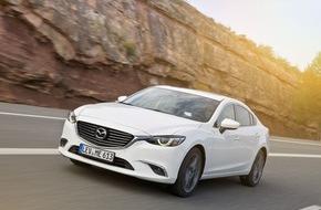 Mazda: Mazda6 siegt beim Betriebskostenvergleich