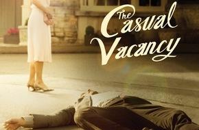 """Sky Deutschland: Niedertracht, Geldgier und Familienkonflikte: Sky präsentiert die HBO-Miniserie """"The Casual Vacancy"""""""