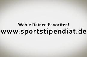 Spitze in Sport und Studium: Online-Wahl zum Sport-Stipendiat des Jahres 2017 gestartet