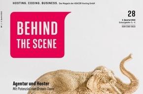 ADACOR Hosting GmbH: Dream-Teams und gelbe Elefanten in der IT