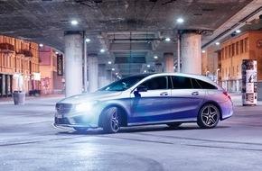 Mercedes-Benz Schweiz AG: Gross.Stadt.Jagd.