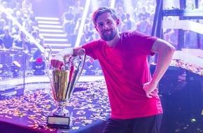 """ProSieben Television GmbH: Klaas wird Weltmeister - ProSieben-Show """"Das Duell um die Welt"""" gewinnt die Prime Time mit 29,3 Prozent Marktanteil bei den jungen Zuschauern"""