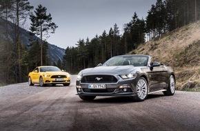 Ford-Werke GmbH: Neuer Ford Mustang GT gewinnt sport auto-Award