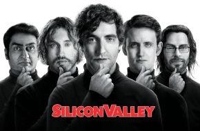 """Sky Deutschland: Vier Computer-Nerds auf dem Weg zum Erfolg: Die brillante HBO-Comedy """"Silicon Valley"""" ab 12. November exklusiv auf Sky"""