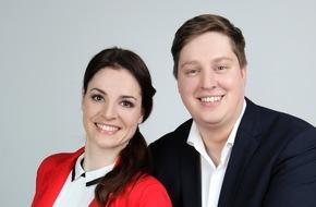 Rundfunk Berlin-Brandenburg (rbb): Neue Moderatoren bei Antenne Brandenburg