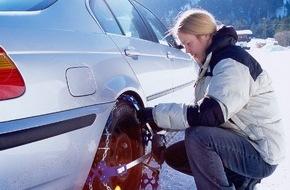 Deutscher Verkehrssicherheitsrat e.V.: Dresscode für den Winter / Ausrüstung der kalten Jahreszeit anpassen