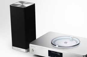 Panasonic Deutschland: Technics All-in-One HiFi-System OTTAVA SC-C500: Atemberaubende Klangqualität vereint mit elegantem Design