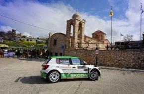 """Skoda Auto Deutschland GmbH: """"Circuit of Ireland Rally"""": SKODA Fahrer wollen für Osterüberraschung sorgen"""