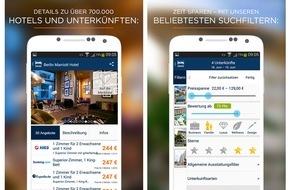 Idealo Internet GmbH: Die neue idealo Hotel App für Android: Geprüfte Unterkünfte weltweit buchen