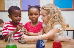 Arbeitgeberverband HessenChemie: Experimente³: Forschen an Grundschulen den GANZenTAG