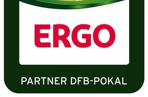 "ERGO Group AG: ERGO ist neuer ""Offizieller Partner des DFB-Pokals"""